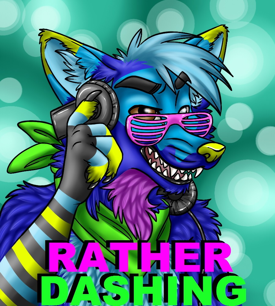 Rather DJ Badge by Lumaberry