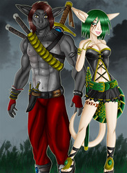 Oz and Sion