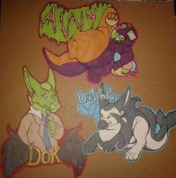 FWA Badge Preorders - Deluxe Size 1/3