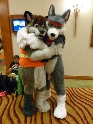 WolfpupTK Hugs!