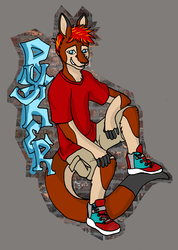 Digital Badge - Ryker