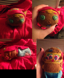 Breath of the Wild Champion Urbosa tsum - commission for lizzieanne98