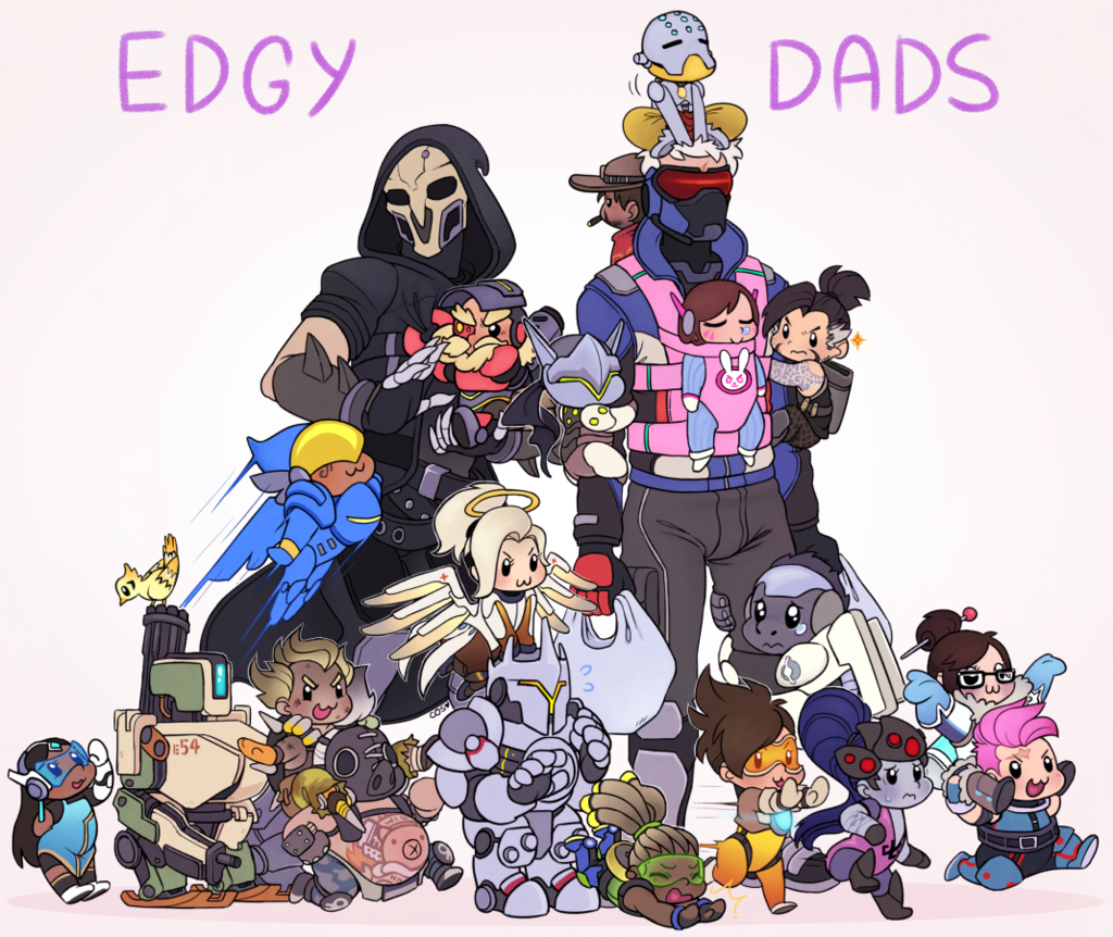 Edgy Dads