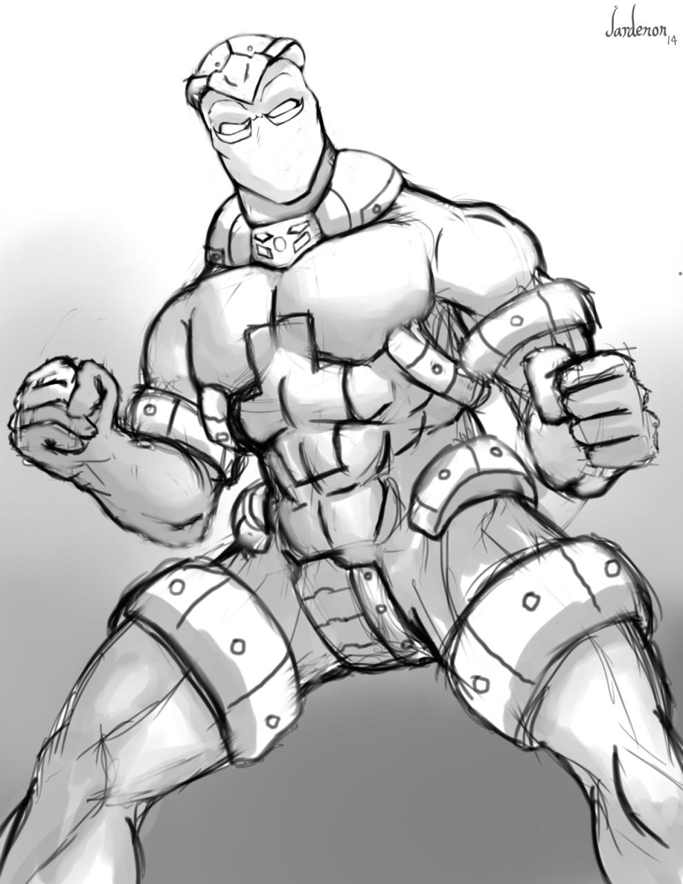 Anodyne Sketch