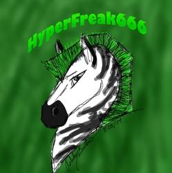 HyperFreak666 Icon