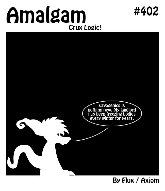Amalgam #402