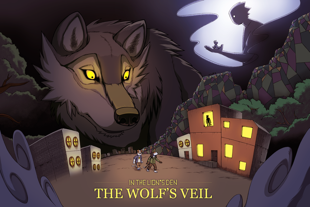 A Stroll In The Wolf's Den