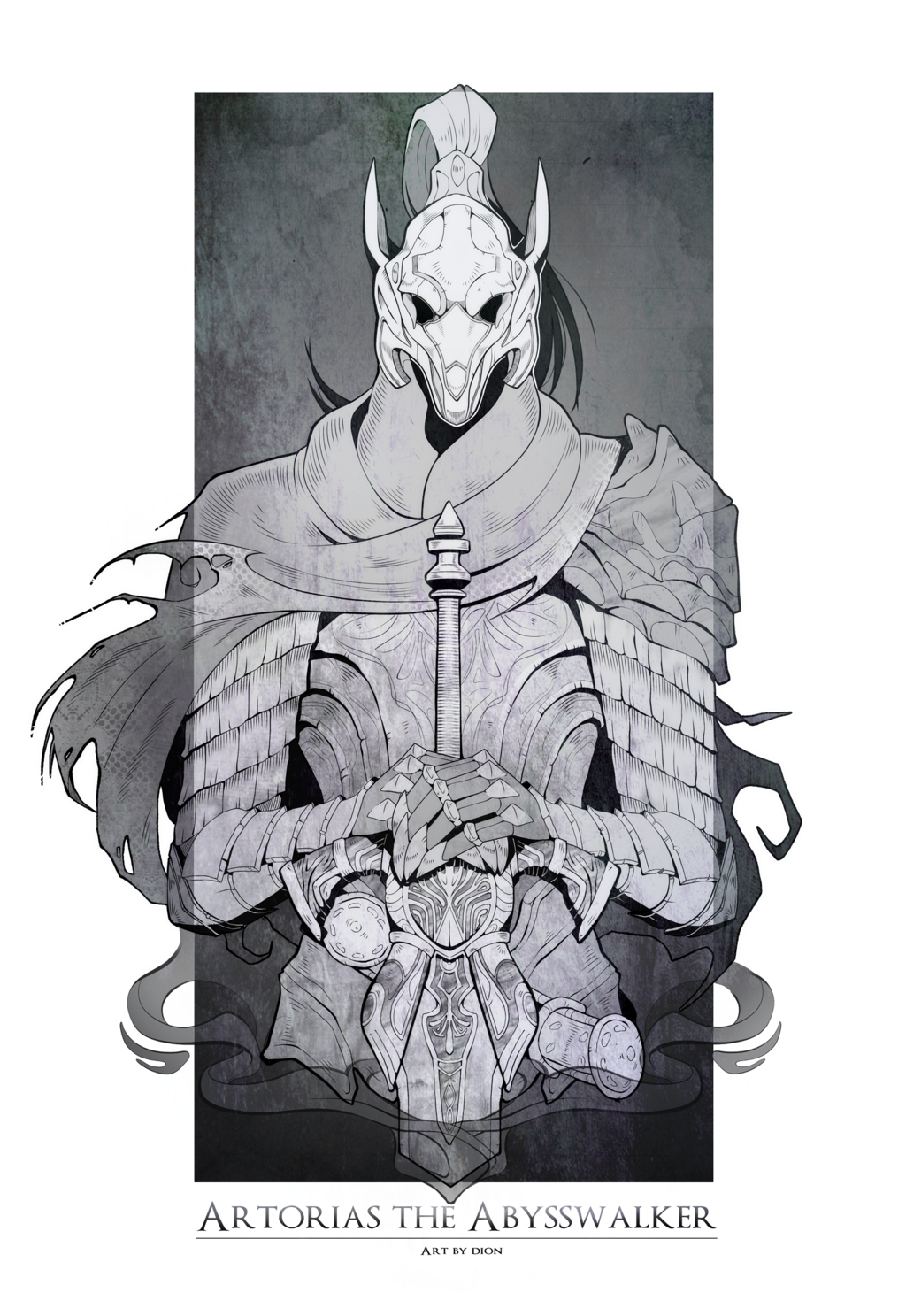 Most recent image: Artorias the Abysswalker