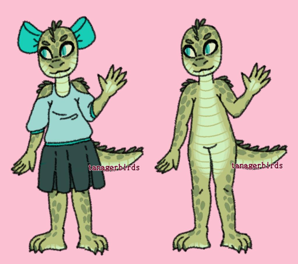 Most recent image: Lizard Adoptable! [OPEN]