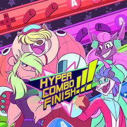 Hyper Combo Finish EP