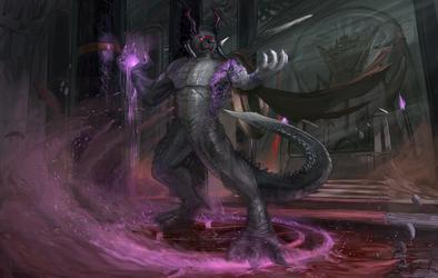 Successor of the Darkhorn