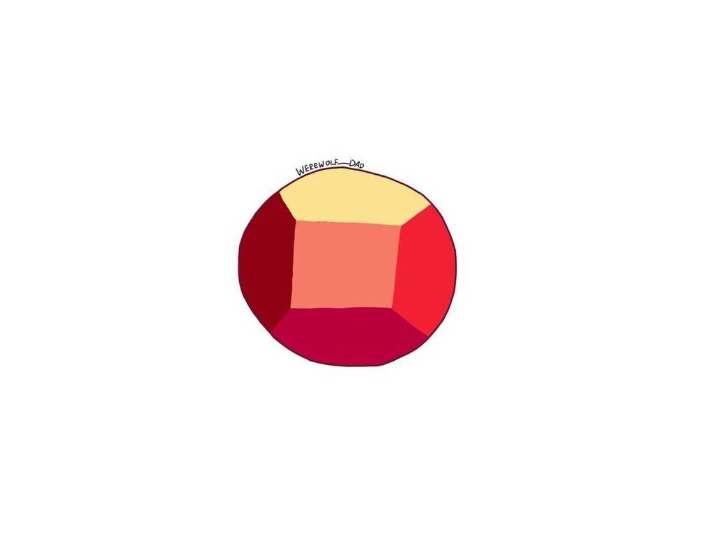 Ruby's gemstone