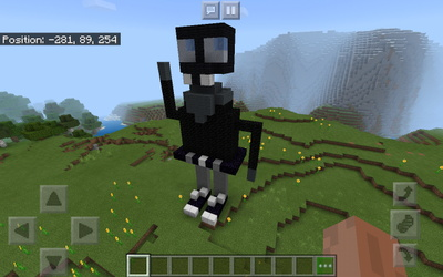 Minecraft Screenslaver
