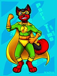 Super Hero PT! (MFF 2014)
