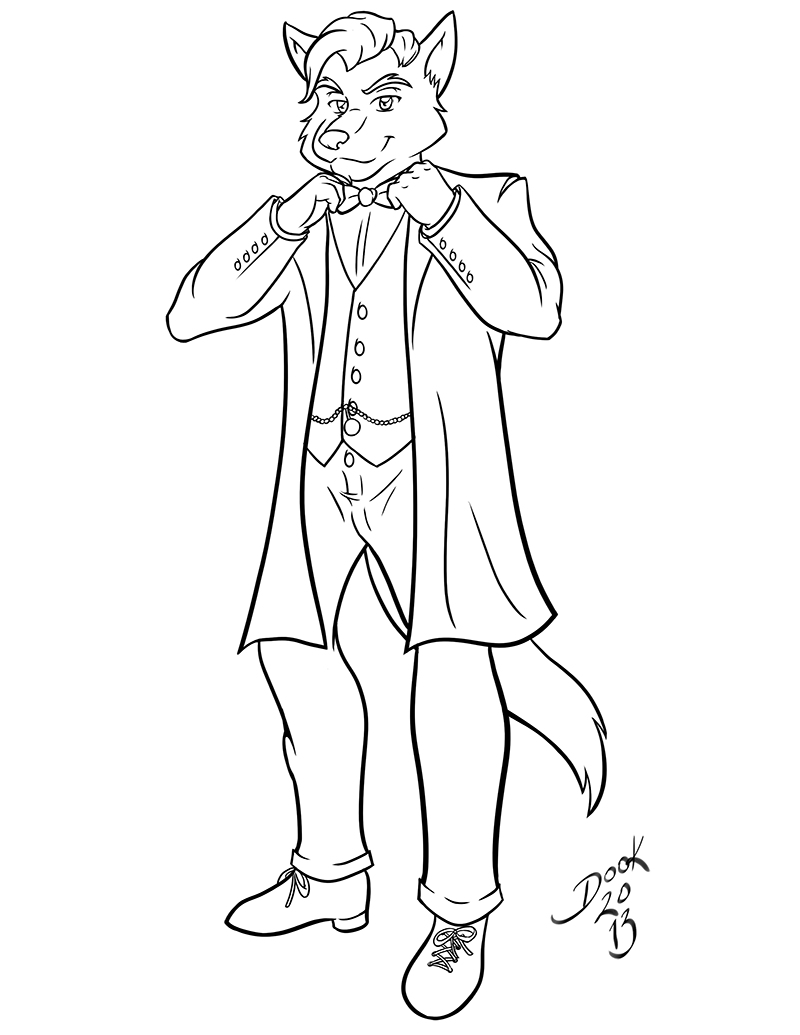 FuzzWolf - 11th Doctor