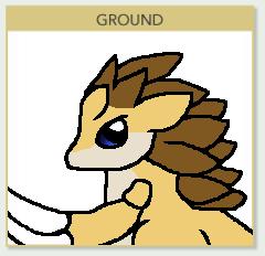Favorite Pokemon by type (Daily) #10 Sandslash