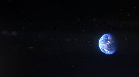 That Familiar Blue World