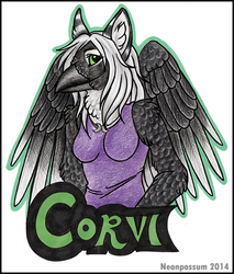 BADGE: Corvii