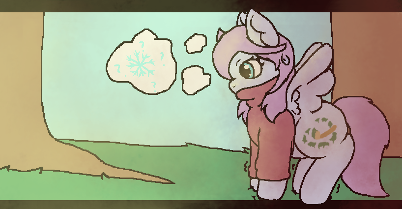 Most recent image: Where did you go, snow?