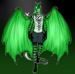 Matt's Dragonkin Form
