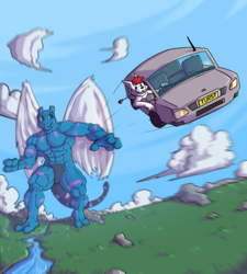 Fast Mode Transport