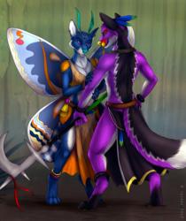 Phantom & Spectre (by Tazara)