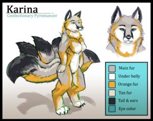 Karina Reference