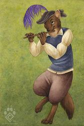 Flauto Baum Marten