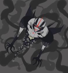 The Ghost of Starscream