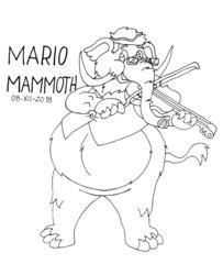 Mario Mammoth Gala