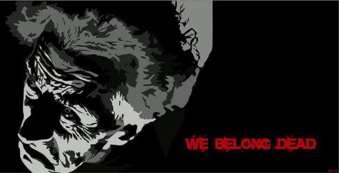 We Belong Dead