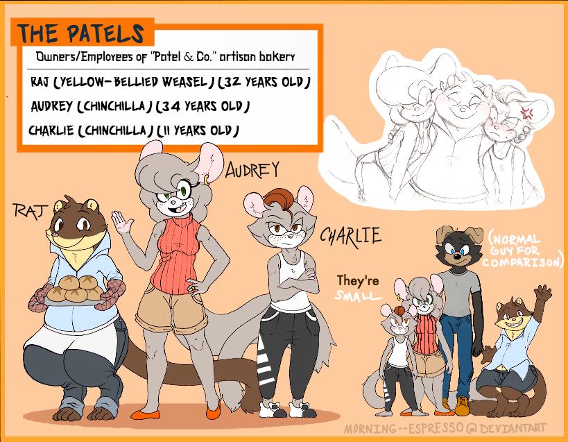 Most recent image: Patel Family :REF: