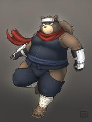 Bear ninja