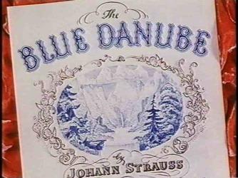 QueenDanny Plays The Blue Danube Waltz