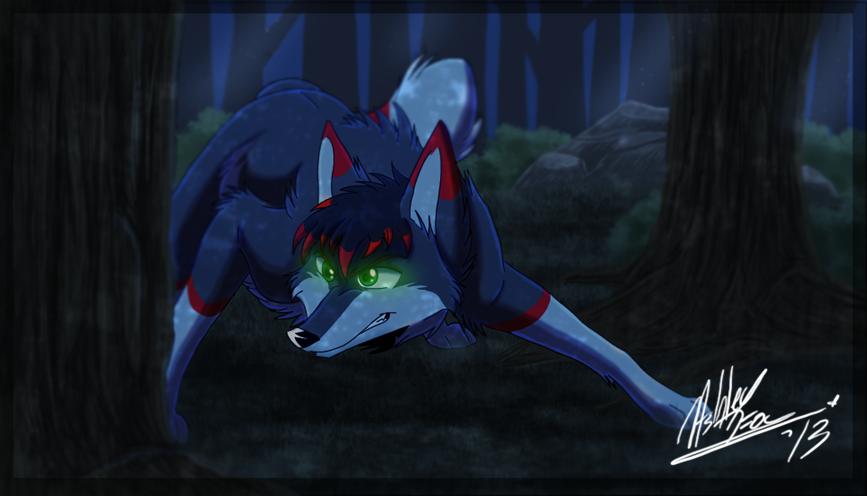 (xAshleyMx) On the Prowl