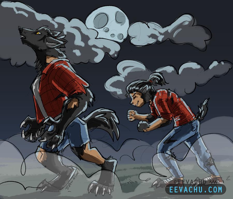 Werewolf Girls