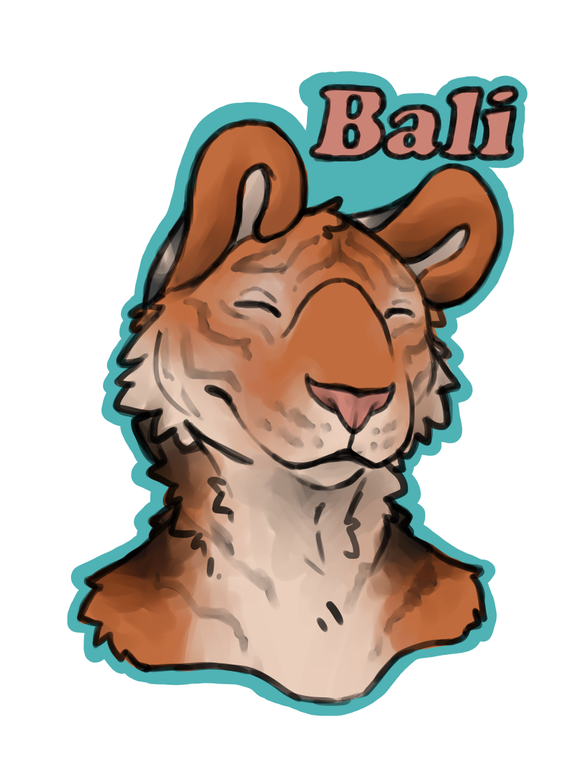 Bali Badge