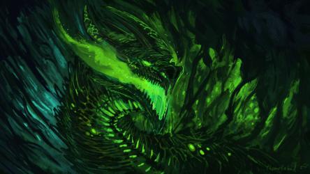 Miasma dragon