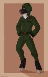 Zoid Pilot by Casparr