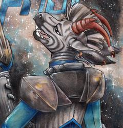 Phar's Spacesuit