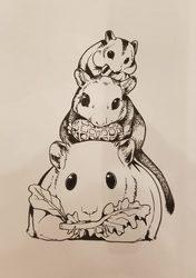 Rodent Pileup