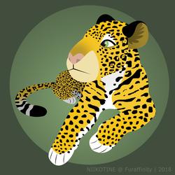 jaguar chibi