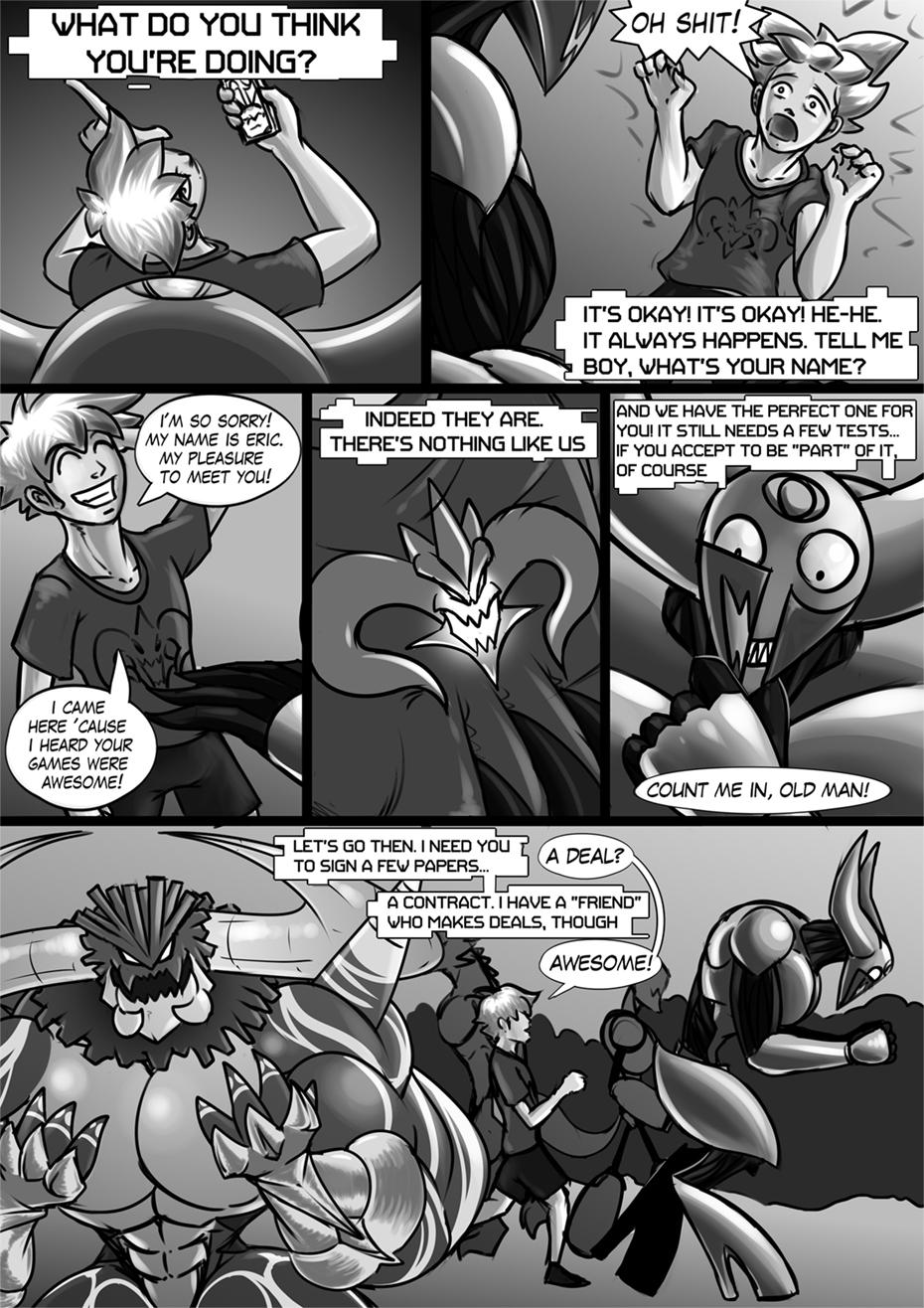 Hellfire Slave - Page 4