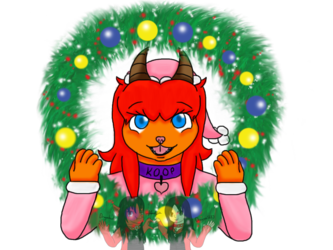 Medley's Christmas Icon