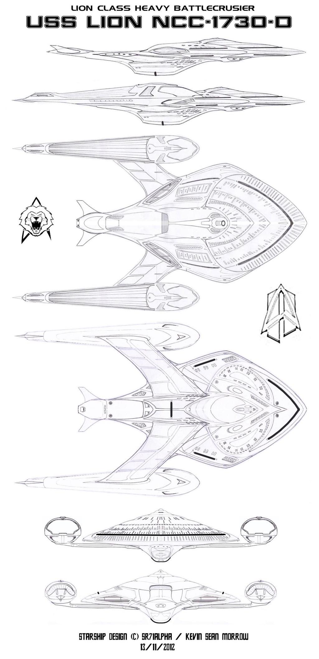USS LION NCC-1730-D