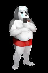 It's Selfie Time! by Monchi