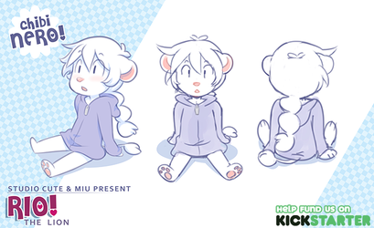 Chibi Nero Stretch Goal!