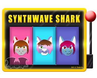 Fur-Eh 2018 - Synthwave Shark