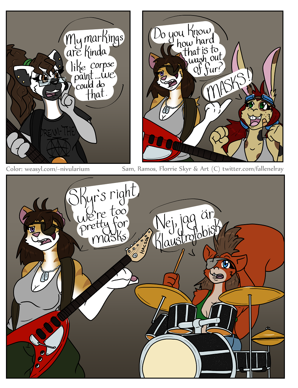 [C] Band Look Pg.2