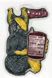 Accalia Drink Badge - AC2018